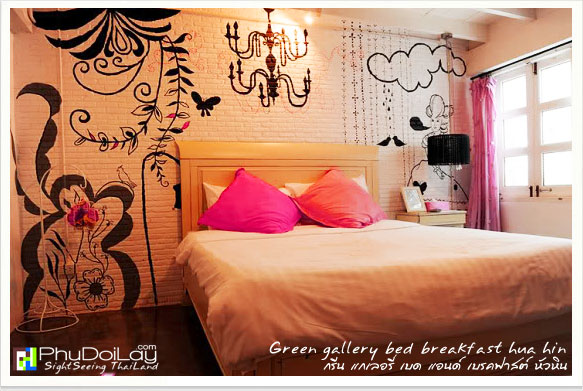 Green Gallery Bed & Breakfast Hua Hin