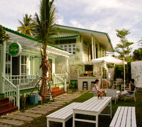 Green Gallery Bed & Breakfast, Hua Hin